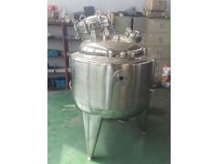 利捷产销不锈钢罐底磁力搅拌罐 专业定制磁力搅拌配料罐