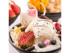 冰淇淋加盟赚钱快_ 东皇集团圣冰客冰淇淋加盟条件
