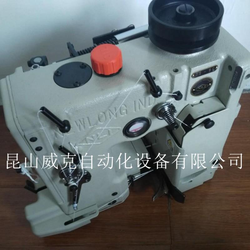 钢印商标原装DS-9C缝包机