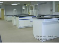 PP材质边台实验室边台实验室家具厂家 广东实验台厂家