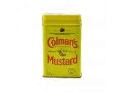 原装进口英国Colmans 考曼英式芥末粉