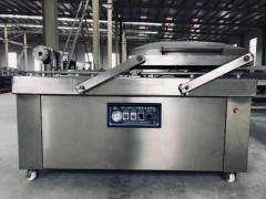 厂家推荐DZ-800双室真空包装机 煎饼真空包装机