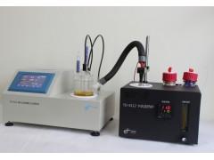 卡式炉锂电池极片水分测定仪