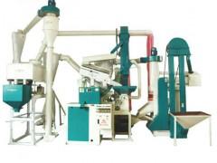 新型成套碾米机打米机,去沙效果好出米快是农村大米加工设备