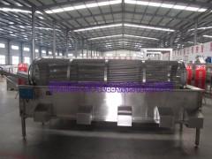 省人工型百香果筛选机 FJ型滚杠式果蔬分级设备