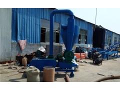 QL小型移动气力吸粮机软管加长小型不锈钢气力输送机供应
