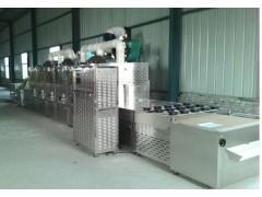 苦荞茶微波干燥熟化设备  品质保证
