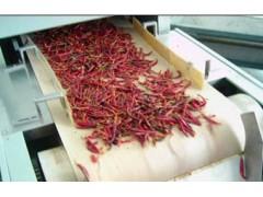 济南辣椒带式微波烘干设备供应商