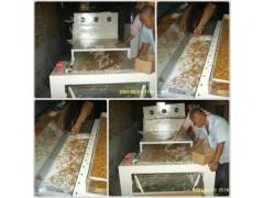 大豆熟化设备 济南微波熟化设备厂家