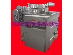 电加热型麦香鸡块油炸机 新式搅拌型油炸设备