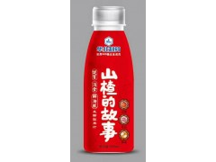 华北制药荣誉出品的发酵型山楂汁360ml,诚招全国代理商