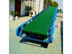 成箱货物运输机 食品级专用爬坡皮带输送机yy9