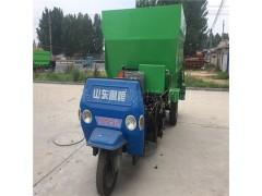柴油大马力撒料车  3立方柴油撒料车   柴油动力撒料车