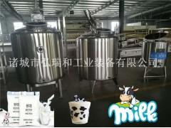 巴氏奶设备-全自动巴氏奶生产线-全自动巴氏酸奶生产线直销
