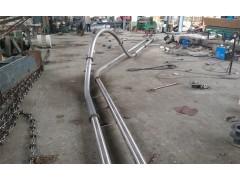 粉体管链提升机 兴亚设计加工各种管径管链提升机上料机