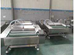 厂家直供小康牌DZ-1000连续真空包装机