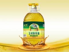 玉金香食用油5L 玉米胚芽油非转基因 物理压榨粮油批发