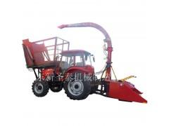玉米青储收割机 玉米茎穗兼收机 拖拉机背负式玉米收获机