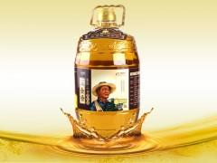 玉金香花生油5L农家小榨花生油农家自榨花生油食用油 批发