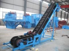矿用皮带运输机/粉料皮带输送机