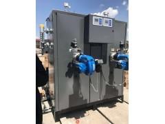 锦旭0.6t燃气燃油蒸汽发生器 免检蒸汽锅炉