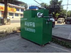 农村污水处理设备集体处理