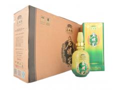 老明光绵柔标准五年陈浓香型白酒40度 450ml 整箱4瓶