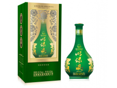 明绿系列明绿液明绿香型白酒40.2度 450ml 绿瓶 单瓶