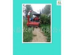 站立式玉米秸秆青储机 苞米秸秆回收机厂家说明