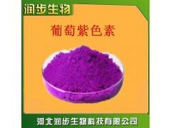 供应批发 葡萄紫色素 食品级 质量保障 1kg起订