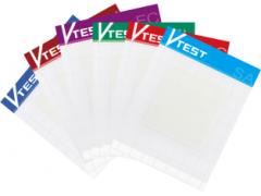 食品大肠菌群(9管法)检测纸片 方便快捷提高检测效率