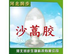 沙蒿胶在食品加工中的应用