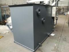 食品污水处理设备专用厂家安装