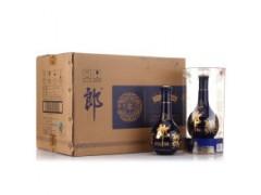 【所有郎酒】紫砂郎,53度郎酒10年