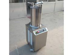 型香肠液压灌肠机,全自动红肠灌肠设备