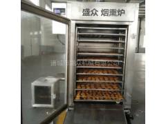 诸城市盛众机械豆腐干烟熏炉  烟熏豆干设备