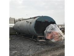 诚信拆除回收二手燃气导热油锅炉价格