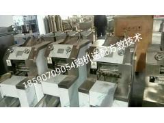 供应江米条机 创业者 门店 食品厂都适用,速度可调