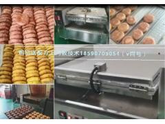 自动翻转酥饼炉,自动翻转电饼铛,厂家直销,不漏油