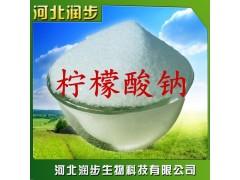 柠檬酸钠在食品加工中的应用