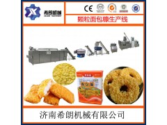 膨化颗粒状面包糠生产设备
