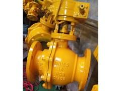 Q347F-16C国标天然气专用固定球阀