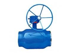 一体式涡轮全焊接球阀(Q361F、Q367F)