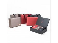 广州义统包装 遇见好茶3手工盒茶叶礼盒包装 包装定制批发厂家