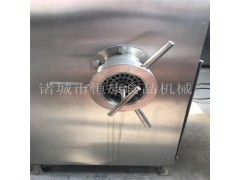 专业制造绞肉机 大型绞肉机厂家 冷鲜肉绞肉机