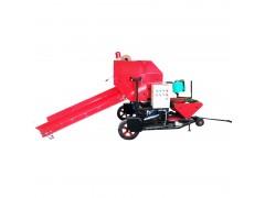 全自动玉米秸秆打捆机  牧草青贮打捆机