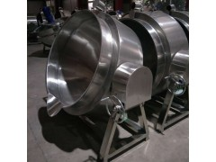 蒸汽加热不锈钢锅   现货供应