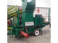 玉米青储压捆机 方捆压块青储饲料设备