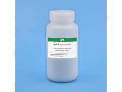 WAX填料弱阴离子交换聚合物用于SPE固相萃取填料