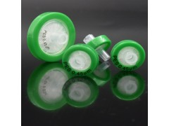 水系直径25mm聚醚砜膜(PES)针式过滤器